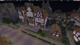 Ditchy87's Tudor Manor Minecraft Map & Project