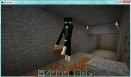 mob edit (super heroes) Minecraft Texture Pack