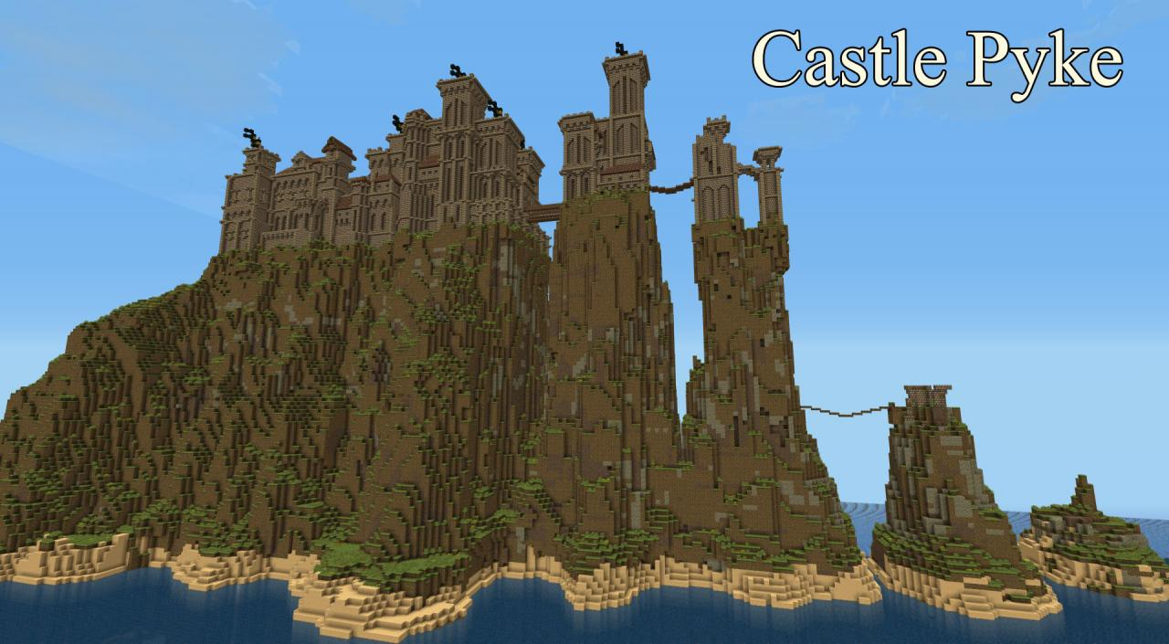 minecraft pe castle map download with Pyke Castle on Watch besides Elsas Castle Of Ice Frozen likewise Minecraft H C3 A4user additionally Minecraft Pictures Photo likewise minecraftbuildingstt.