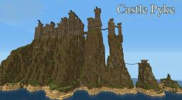 Pyke Castle Minecraft Map & Project