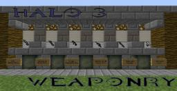 [INACTIVE] [v1.2.0a] Halo 3 Arsenal - Custom Content Pack for Flan's Mods! Minecraft Mod