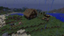 Farm Survival. Minecraft Map & Project