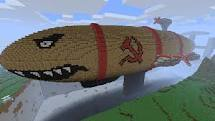 Awesome Airship Minecraft Map & Project