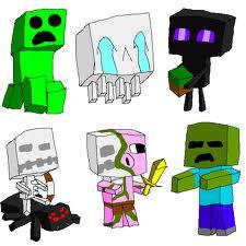 MC Mobs Minecraft Blog Post