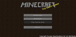 Minecraft Alpha talk Minecraft