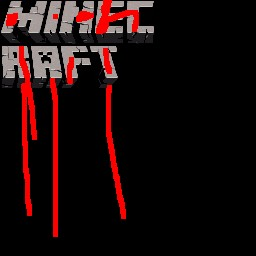 Blood Craft: lots' o Blood! Minecraft Texture Pack