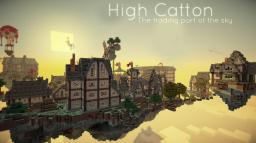 High Catton The Trading port of the skies! *WITH DOWNLOAD* Minecraft