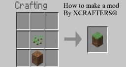 [OUT OF DATE!] [1.3.2] Modding For beginners! ( Crafting Recipe ) [WIndows] Minecraft