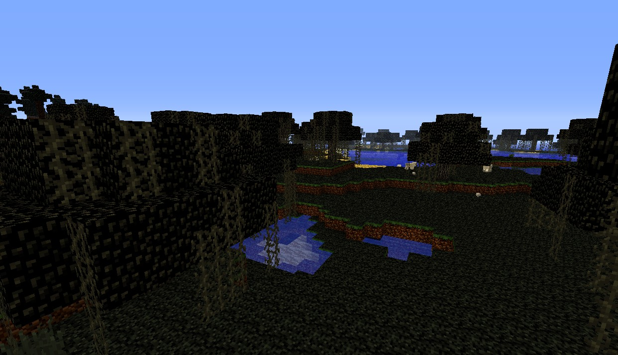 Post-Apocalyptic World Minecraft Texture Pack