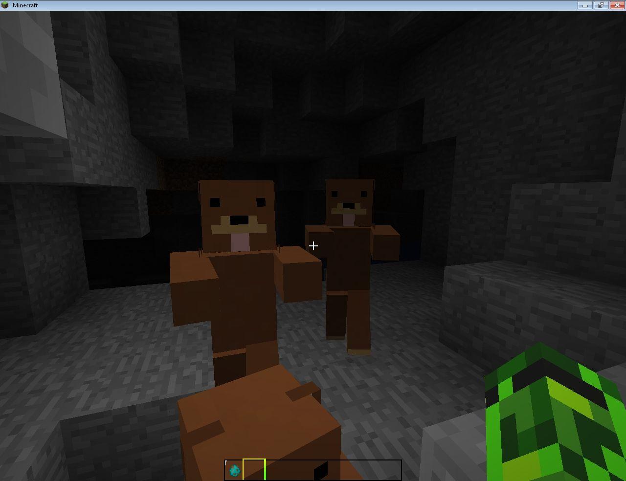 The pedobear zombies