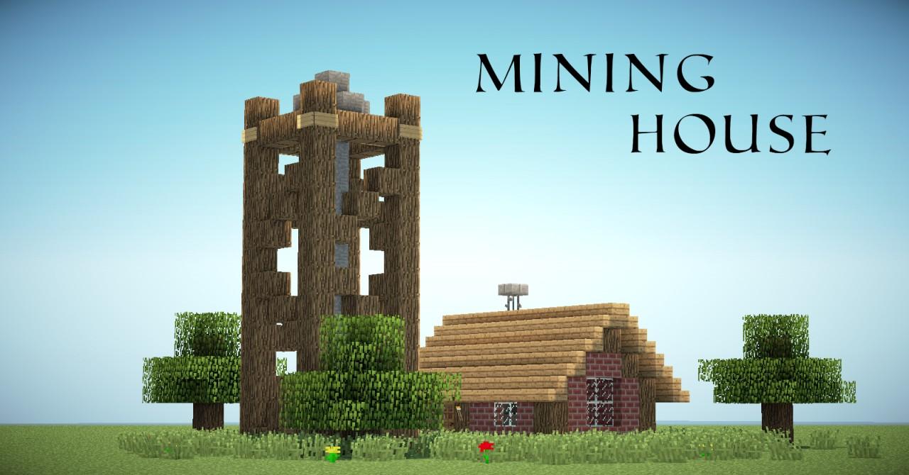 Minecraft Farmhouse Blueprints Inspiration