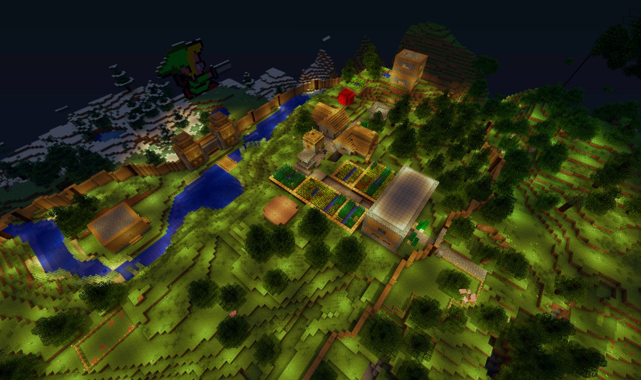 Our city just before 1.2