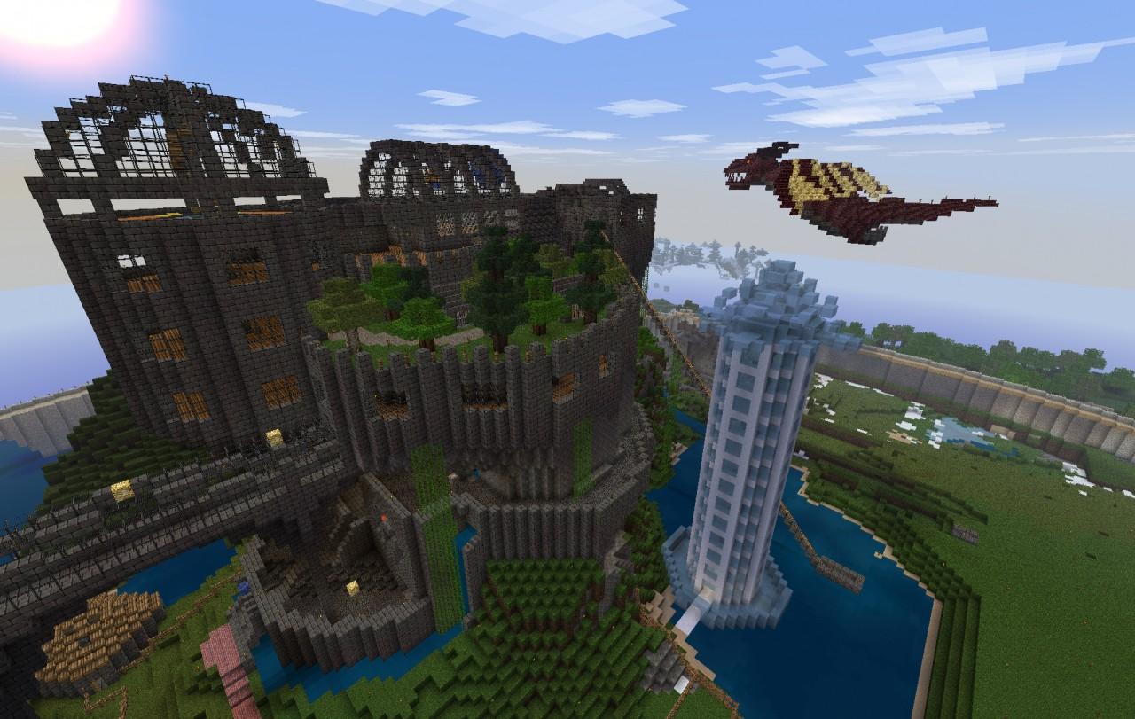 Large World Large Builds