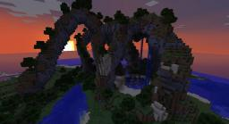 The Sacred Oasis Minecraft Map & Project