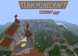 [PVP] Team Minecraft : Degroot Keep Minecraft Project