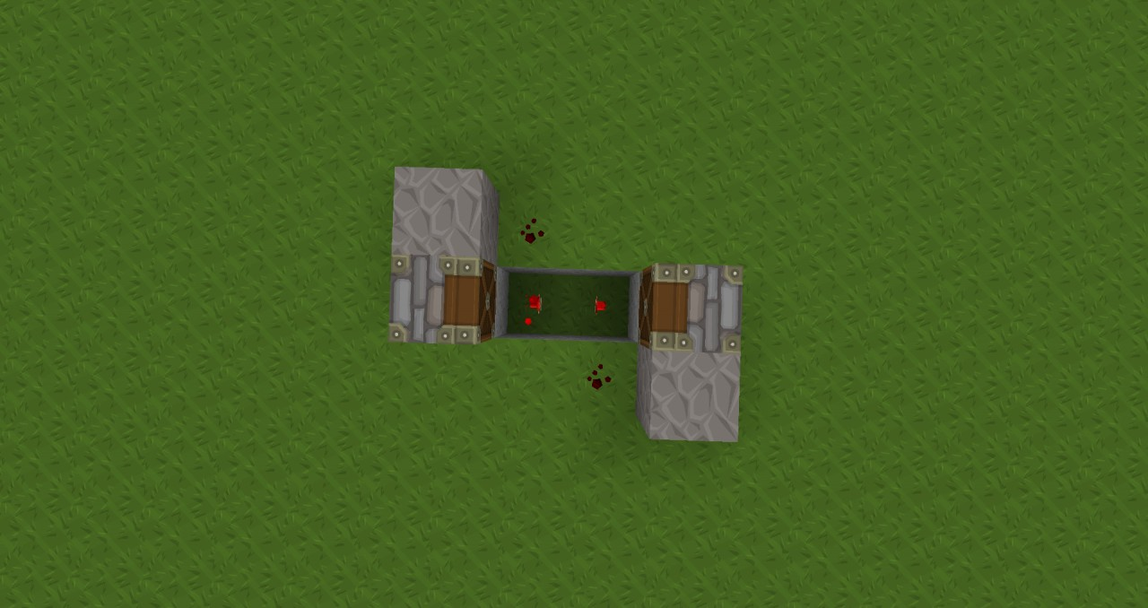 how to make a crusher in minecraft