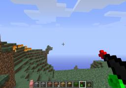 FlameThrower Minecraft Mod