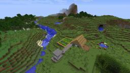 Tiny NPC Village Minecraft Blog