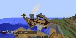 Royal Phoenix Steam Padler! Minecraft Map & Project