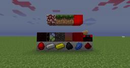 Blood Diamonds Minecraft Texture Pack