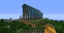 My first project Minecraft