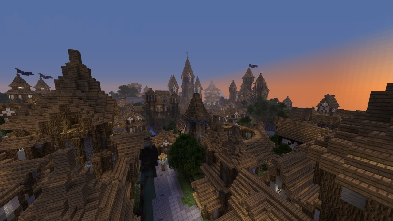 Kargeth medieval city world project minecraft project city thasarion by madnes64 gumiabroncs Image collections