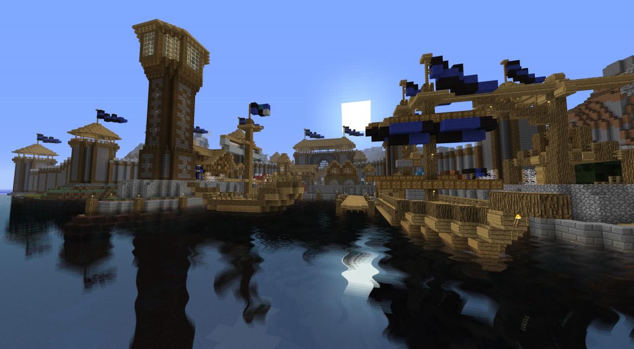 Town  'Evelance' (builder: Seppel1097)