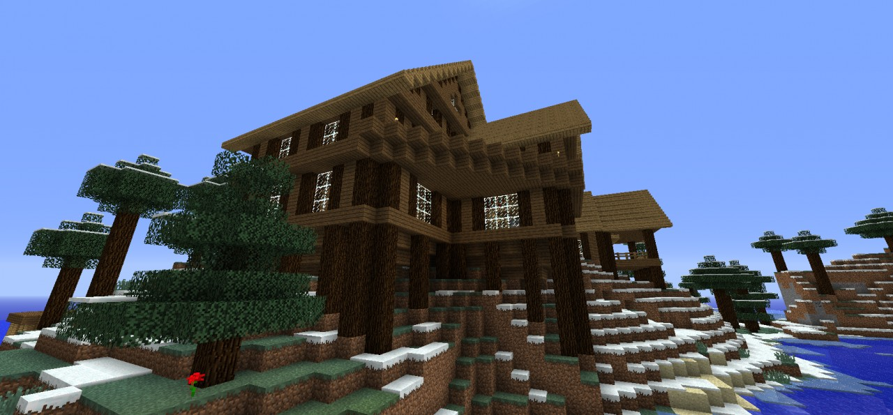 Things To Build Minecraft Survival