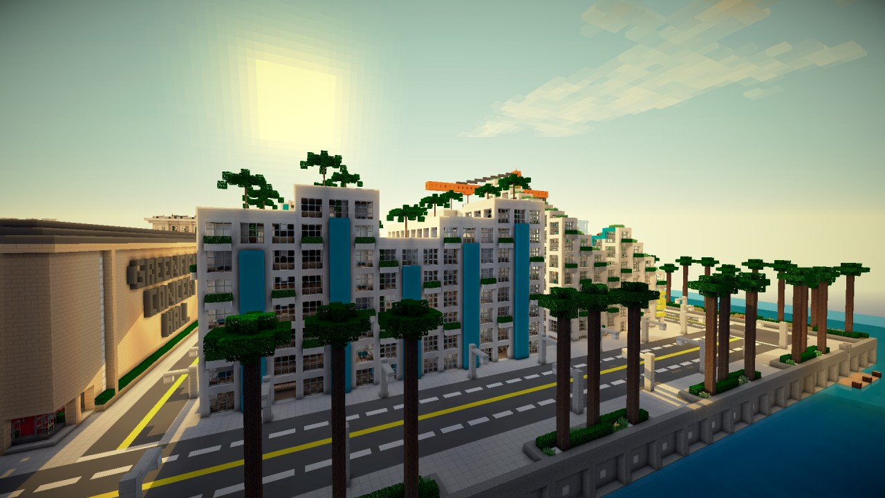 Greenfield project lincoln port apartments minecraft project - Tv chat las palmas ...