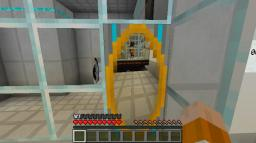 1-to-1 Recreation of Portal - Test Chambers 0-17 Minecraft Map & Project