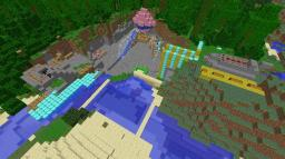 Ian 3000 epic carnival Minecraft Map & Project