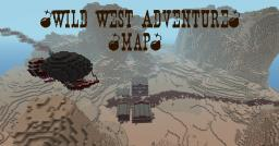 Wild west adventure map DOWLOADABLE PREVIEW Minecraft