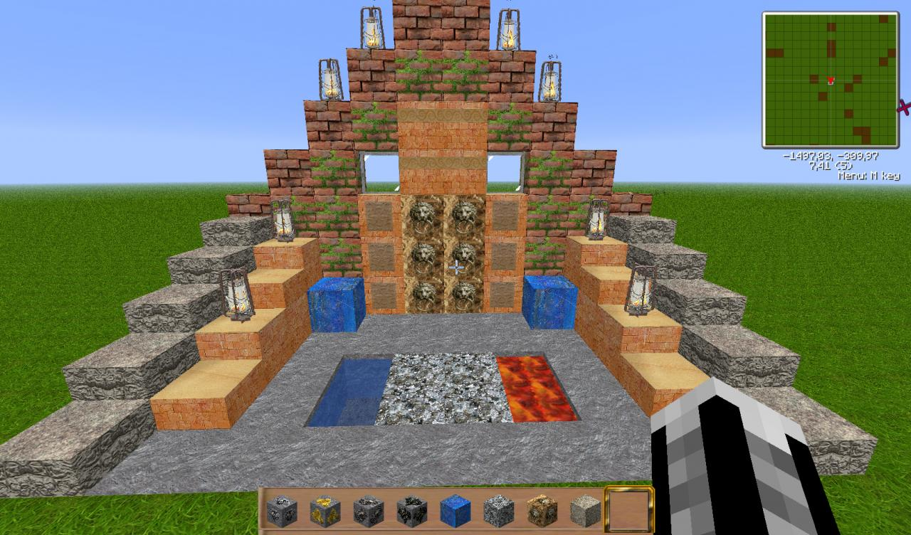 Schnitzlls Realistic HD Textures 128x128 Minecraft Texture ...