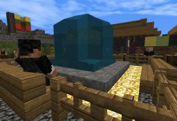 MMORPG Minecraft map (Custom npc mod) Minecraft Project