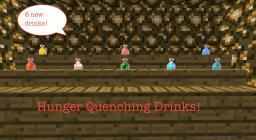 [1.3.1] Hunger-quenching Drinks! v2.1! The Enchantment Update! Minecraft Mod