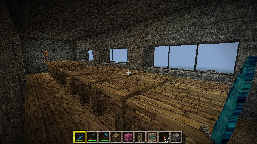 Luigi S Mansion Minecraft Project