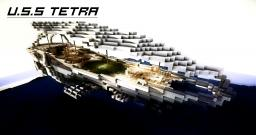 U.S.S Tetra Minecraft Map & Project