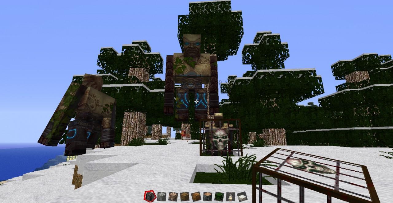 Golem Minecraft