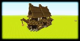 Mighty O'Bucket's Fantasy BuildingBundle Minecraft Map & Project