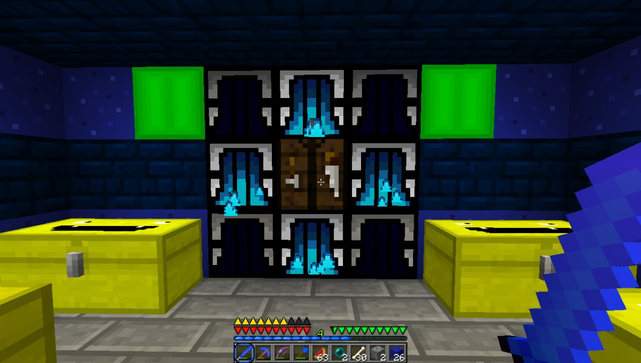 New Furnaces and Diamond Tools/Armour