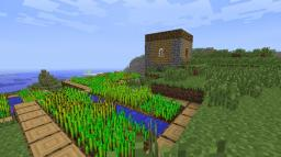 Spawn in a village seed 1.25 Minecraft Map & Project
