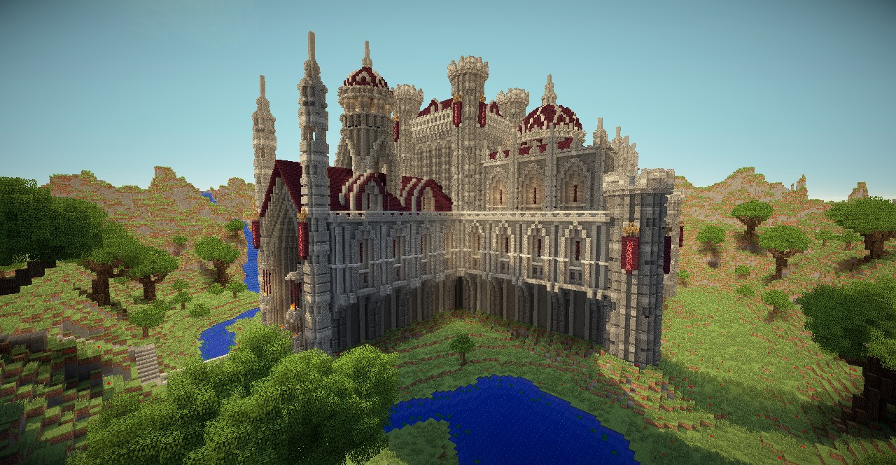 Castle  Minecraft Map