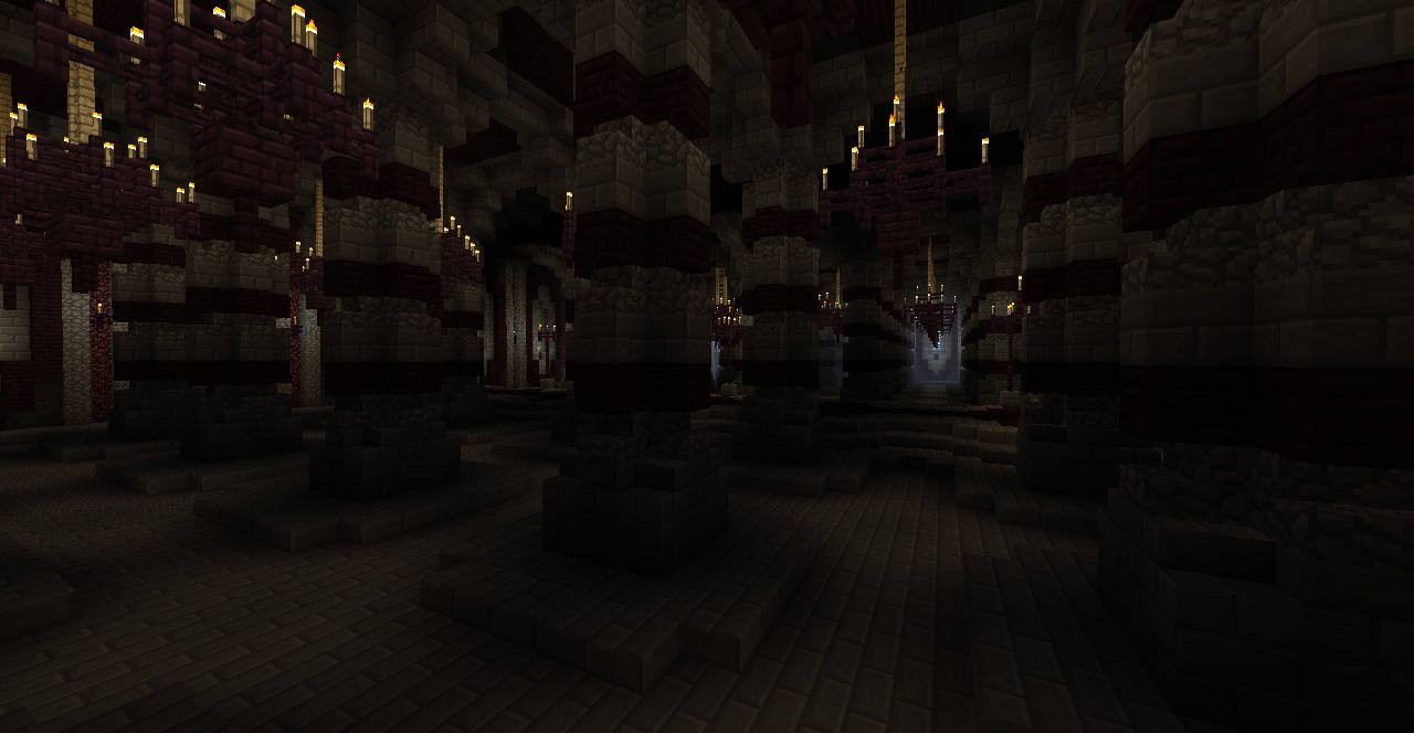 Throne room/hall