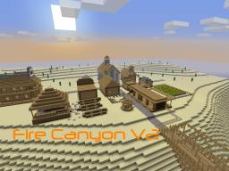 Fire Canyon Historic Old West Town Minecraft Project