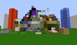 Cartooooncraft 16x16 1.2.5 Minecraft Texture Pack