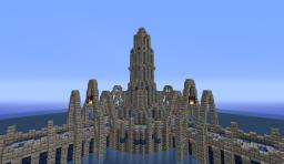 Server Spawn [Water] Minecraft Map & Project