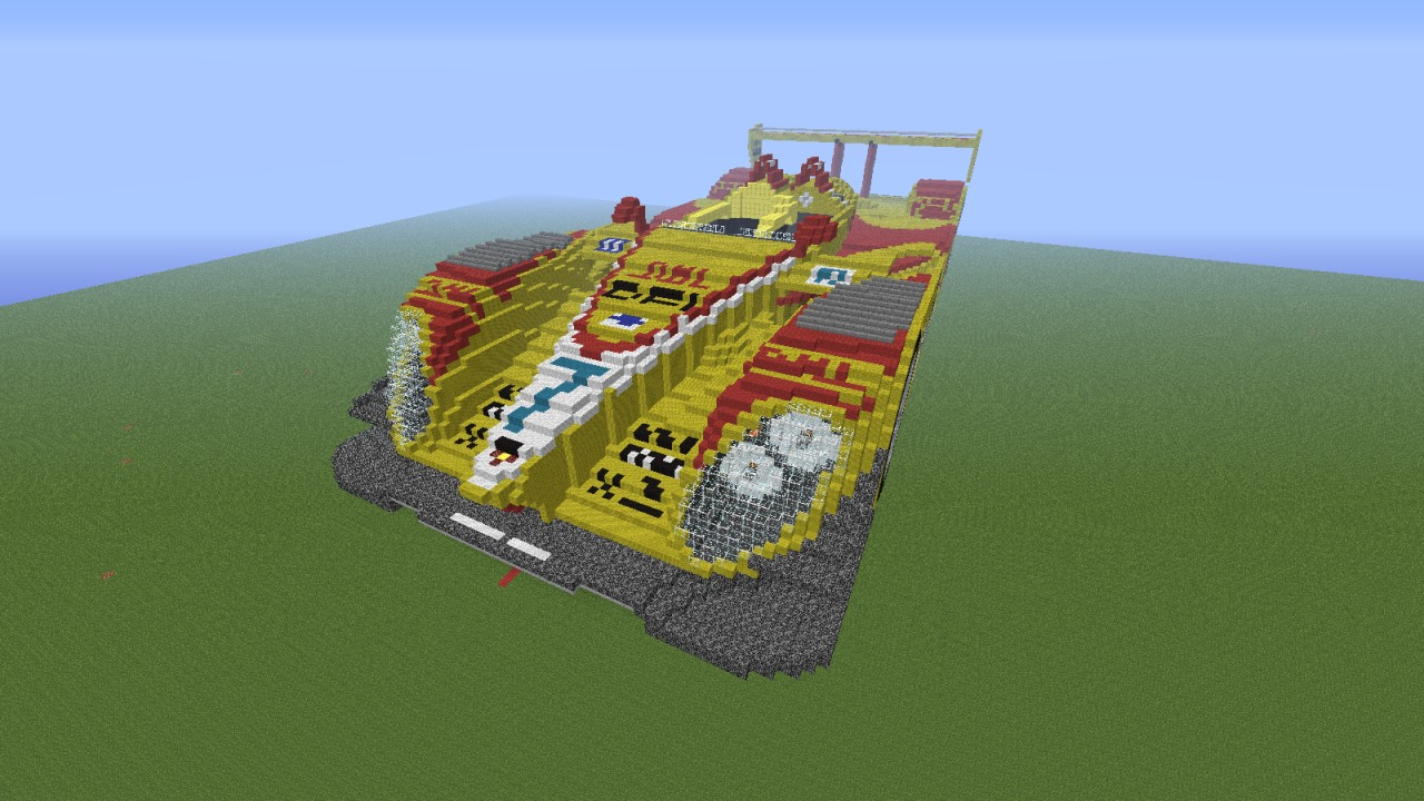 Liquid 7 S Cars Blog Minecraft Blog