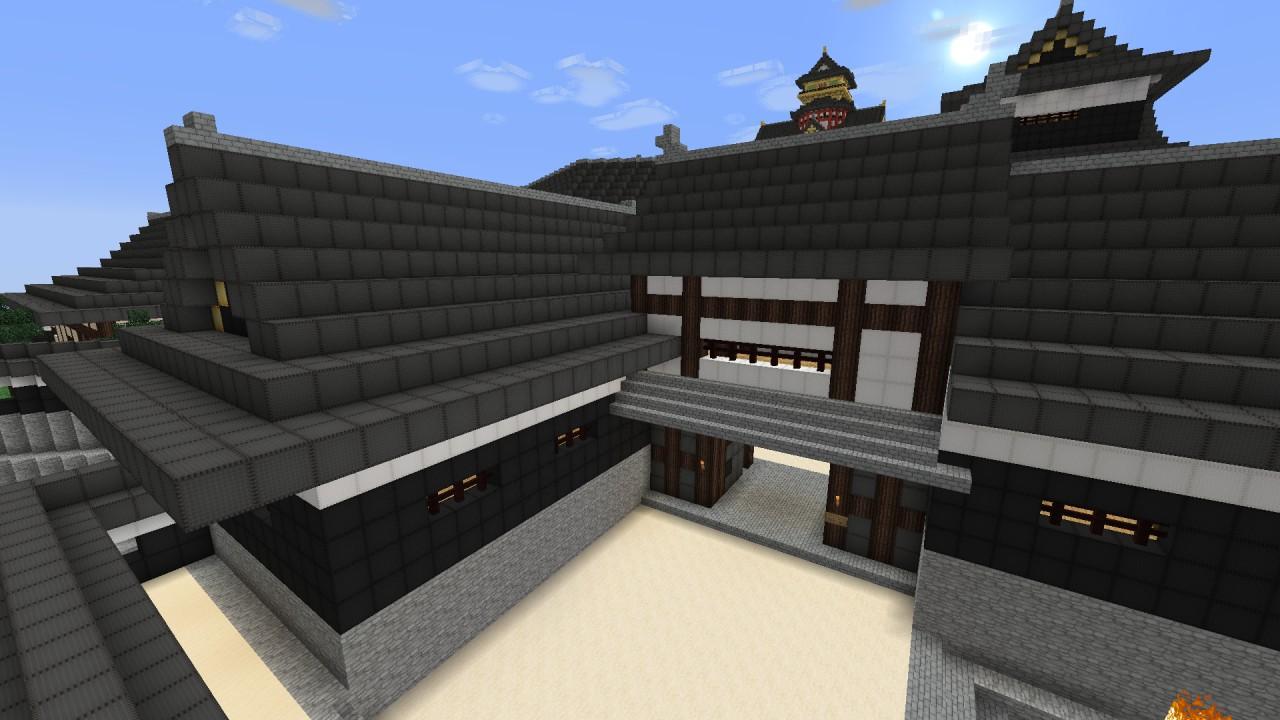"first gate  ""Kurogane - mon"""
