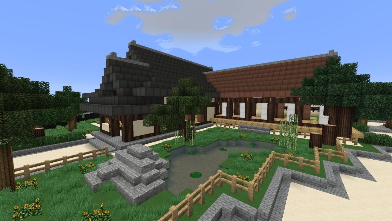 Haegawa's palace