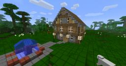 Medieval House - Minecraft